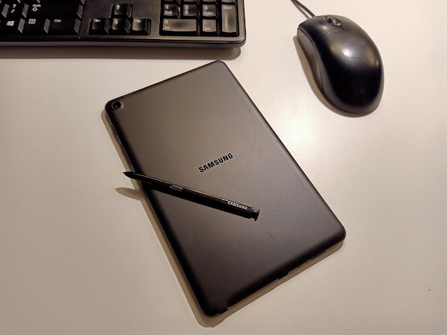 Samsung Tab A 8.0 (2019) with S-Pen