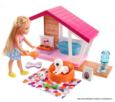 Barbie Dog House Playset 2019
