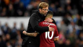 Jurgen Klopp: Liverpool Memiliki Kewajiban Memberi Philippe Coutinho alasan untuk tinggal - Informasi Online Casino