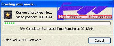 Mencoba sesuatu yang baru memang menyenangkan khususnya bagi yang hobi dengan komputer se Tutorial Menghilangkan / Mengmengganti Suara pada Video Dg Cepat