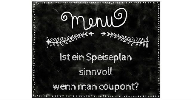 Kann man couponen und planen?