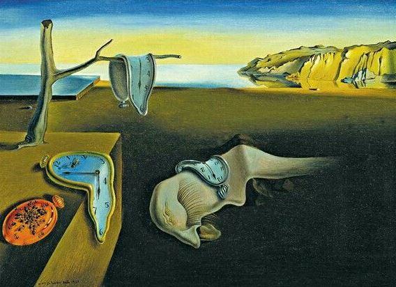 Lukisan Aliran Surealisme Gambar Penuh Makna Imajinasi Tegaraya Com