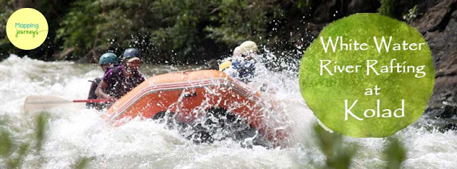 Kolad River Rafting 1D with Mapping Journeys 2015 !