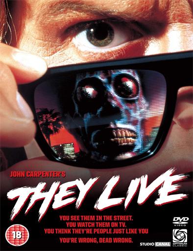 Ver Están vivos (They Live) (1988) Online