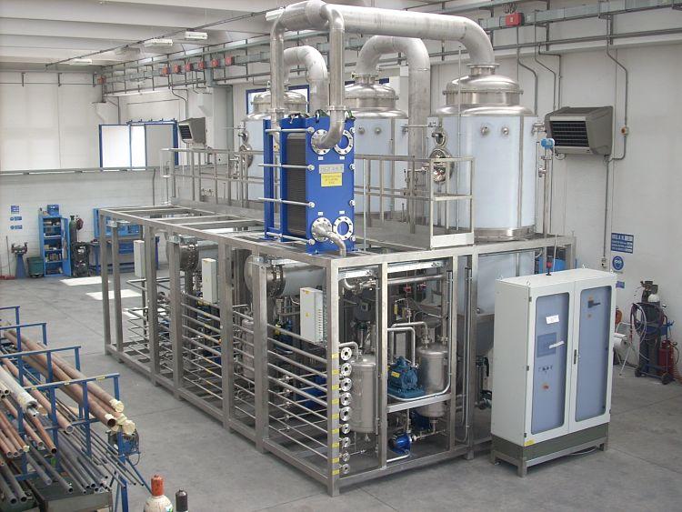 equipos para filtración industrial
