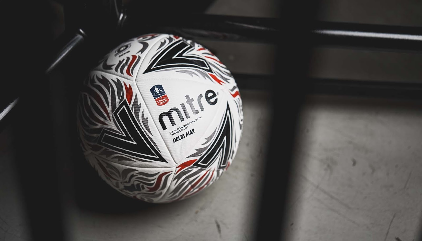 Mitre Delta Max 2018-19 FA Cup Ball Released - Footy Headlines