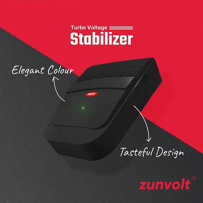 Bazar Plus- Zunvolt ने नए जमाने के डिजिटल वोल्टेज स्टेबलाइजर्स के साथ होम-इलेक्ट्रिकल सेगमेंट में किया प्रवेश