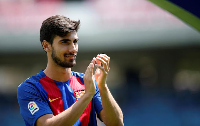 Barcelona Siap Dengarkan Tawaran Andre Gomes