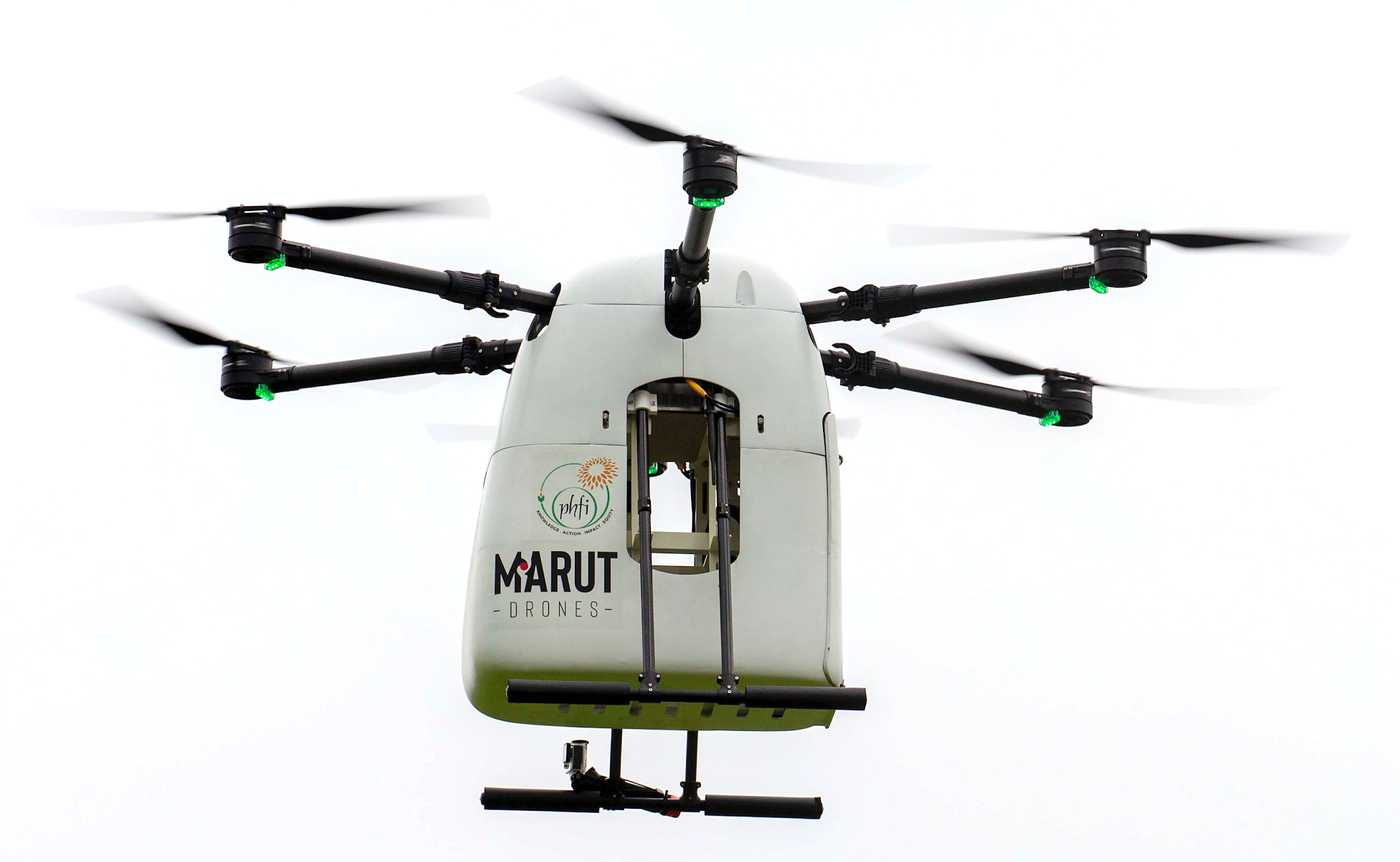 Medicines From The Sky - India's 1st Drone Medicine Delivery Project  Launched at Vikarabad, Telangana   IndianWeb2.com