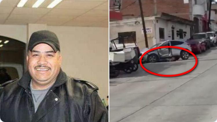 Convoy de sicarios emboscan y rafaguean a jefe de la policía en Zacatecas, dejan una mujer policía herida y un sicario abatido