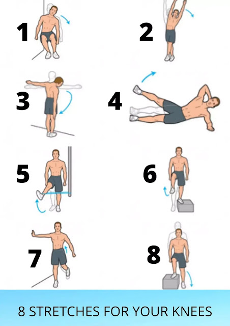 Stretches for runners knee