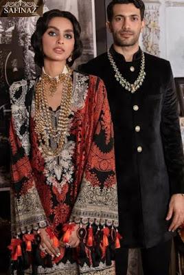 Safinaz Sana Safinaz Pakistani Suits catalog