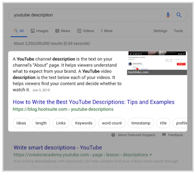 The Definitive Guide To SEO In 2021 - Optimize for Featured Snippets 7