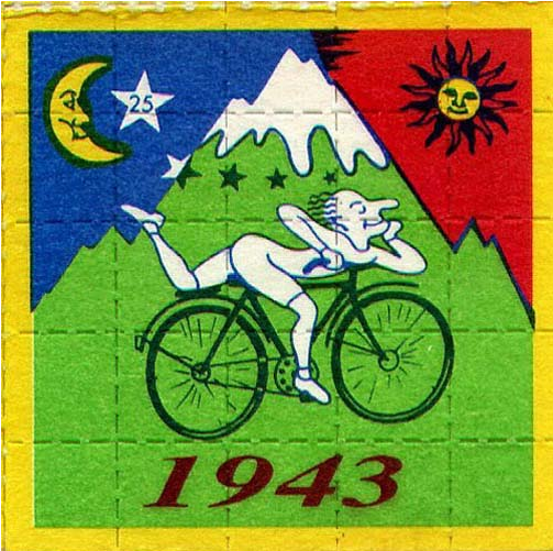 LSD sheet