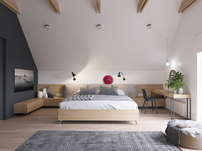 Moderno stile scandinavo blog di arredamento e interni for Jugendzimmer colori