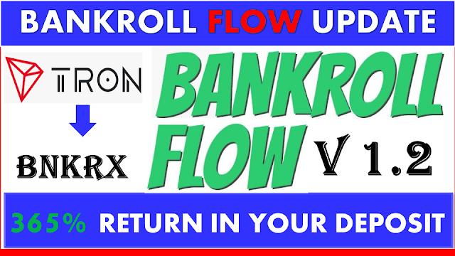 Bankroll Flow v1.2 Specification: DRAFT Overview