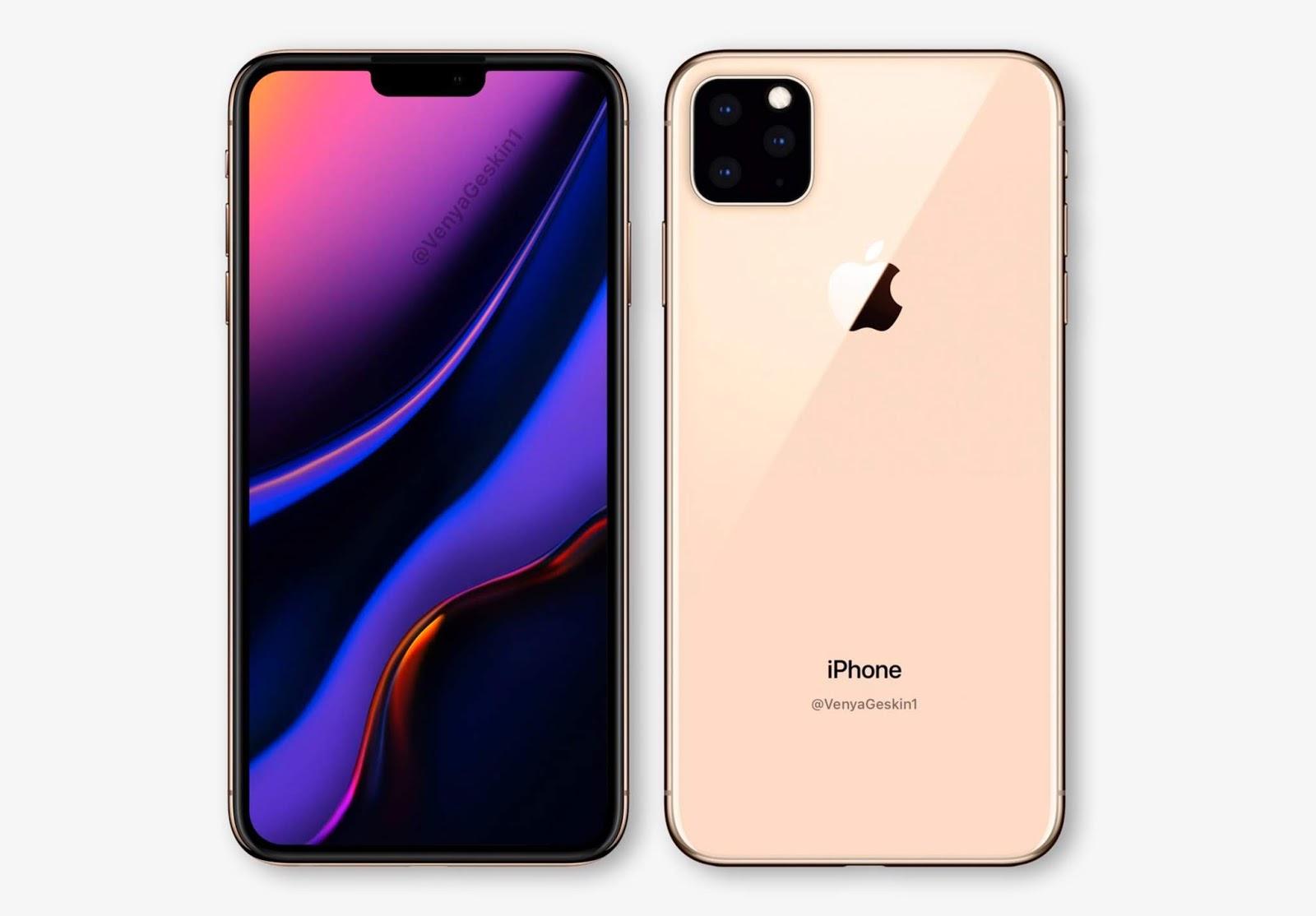 El iPhone 11 tendrá tecnología del Galaxy S10