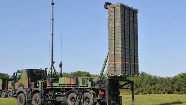 Ο Ερντογάν επικοινώνησε με τον Μακρόν για να αγοράσει τα πυραυλικά συστήματα SAMP/T