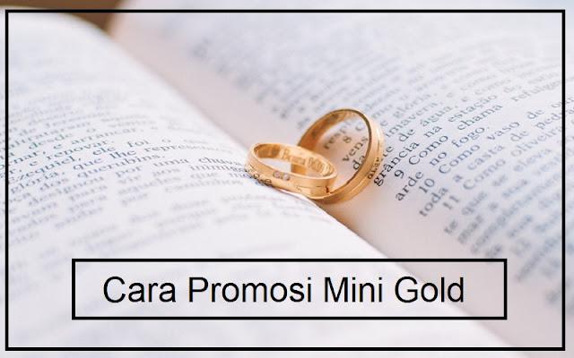 promosi mini gold