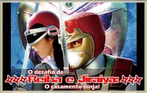 O desafio de Reiha e Jiraiya: O casamento ninja.  Capítulo 15