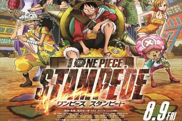 One Piece Stampede Movie Subtitle Indonesia (WEB:DL ...