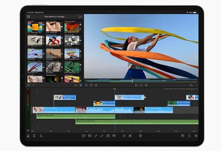 Final Cut Pro X iPad