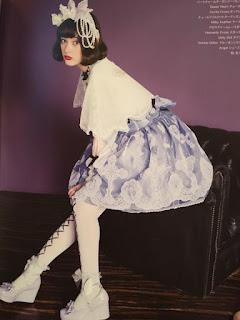 mintyfrills sweet lolita cute kawaii fashion fall new print