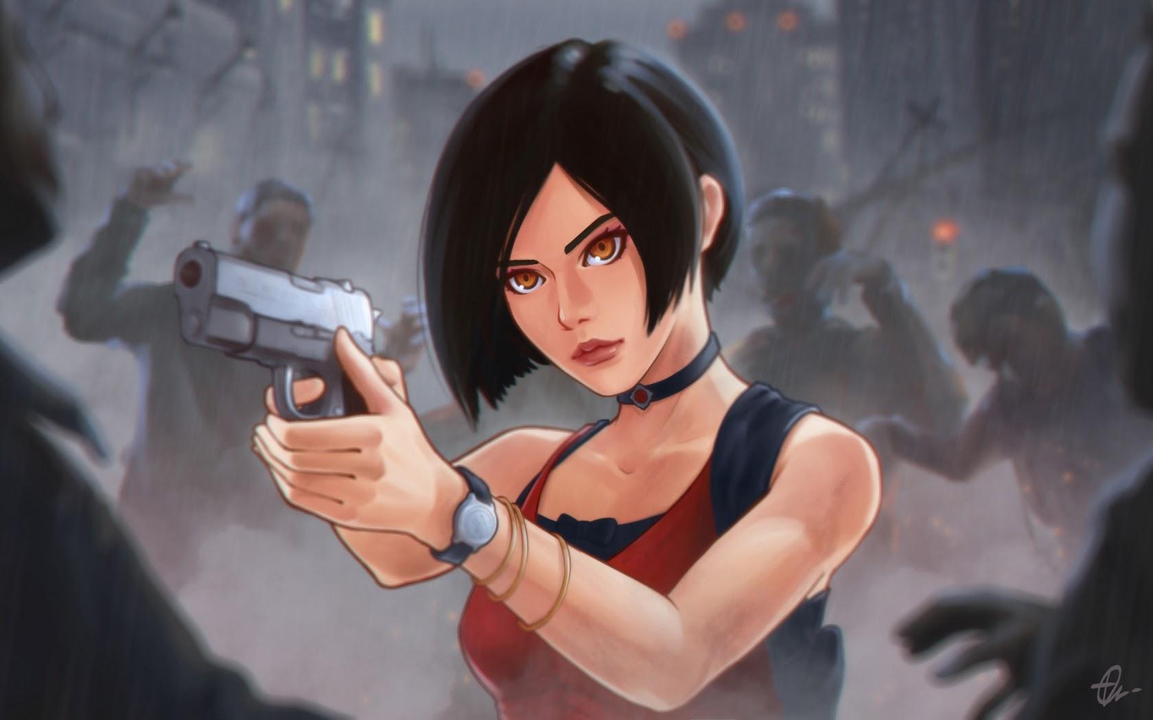 Resident Games: Ada Wong
