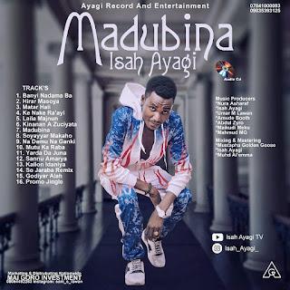 MUSIC : Isah Ayagi - Gimbiya Fatima { Madubi Na Album}