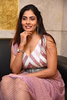 Telugu Actress Indu Kusuma Pictures at Merise Merise Movie Pre Release Function. HeyAndhra.com