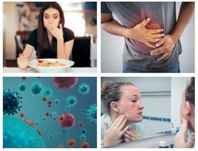 علاج الأعراض الناتجة عن التسمم