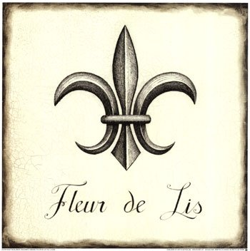 931281054f4 Fleur-de-Lis  The Fleur-de-Lis came to represent two things intertwined -  the French Monarchy