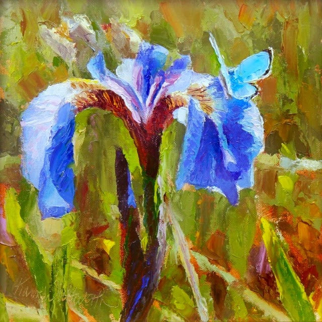 Любовь к искусству и природе. Karen Whitworth