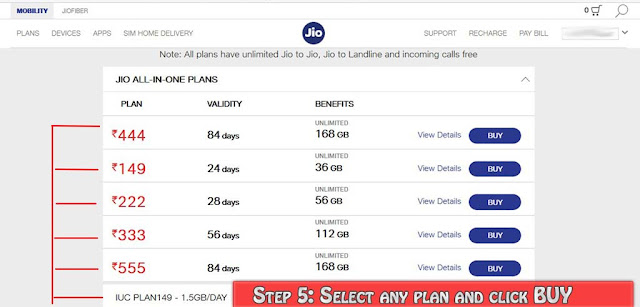List-of-Old-Jio-recharge-plans-available-in-Tariff-Protection-option