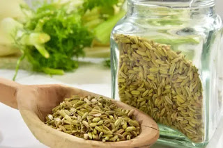Eaten dill every day after meals
