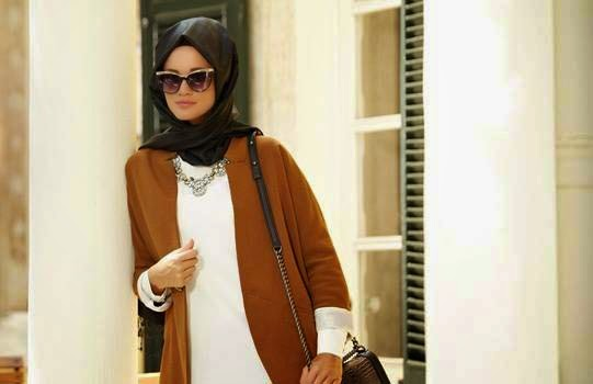 hijab mode vetement mohajabat 2014. Black Bedroom Furniture Sets. Home Design Ideas