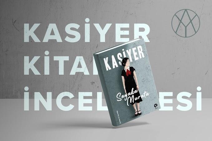 Kasiyer (Sayaka Murata) kitap yorumu