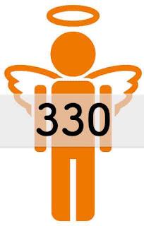エンジェルナンバー 330