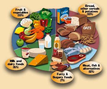 Diet terbaik kurangkan lemak dalam badan.