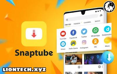 تطبيق Snaptube اخر اصدار 2021