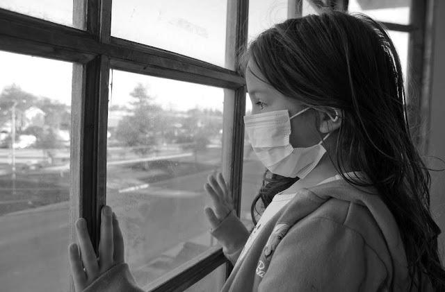 a influência da pandemia nas crianças