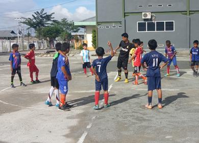 Ekskul Futsal Club