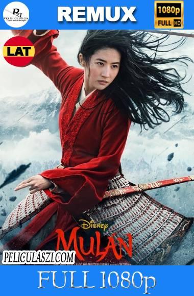 Mulán (2020) Full HD REMUX & BRRip 1080p Dual-Latino