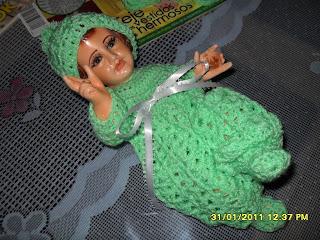 Adiccion Crochet Niño Dios