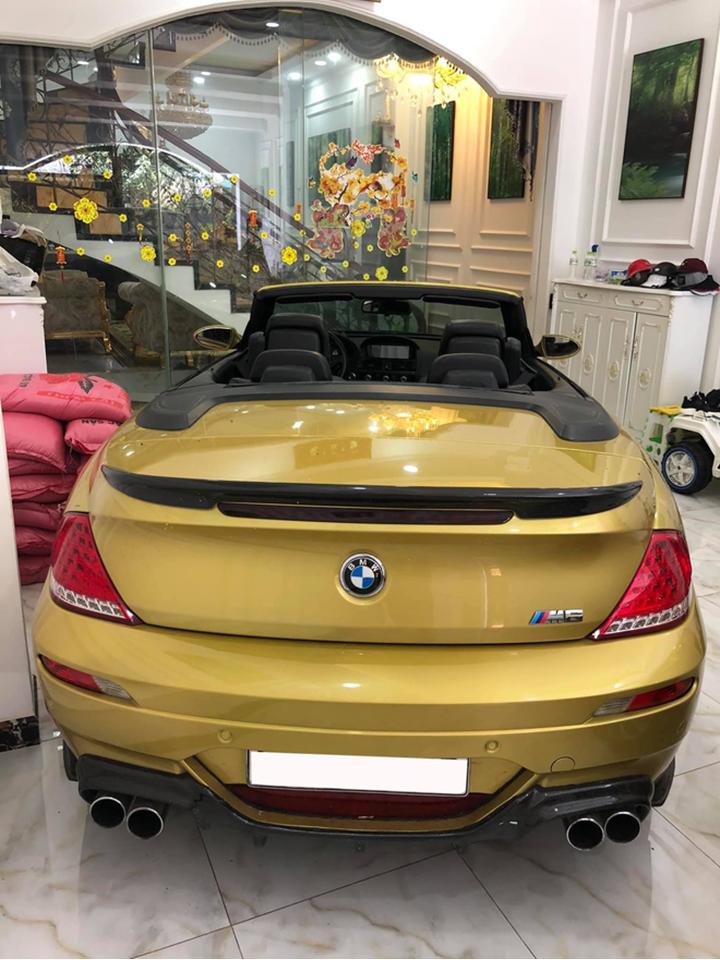 Xe hiếm BMW M6 rao giá 1,7 tỉ đồng tại Việt Nam