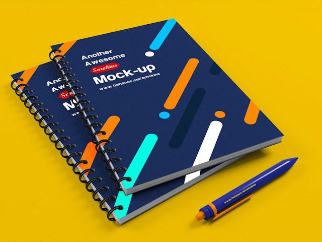 Bikin Note Book Perusahaan