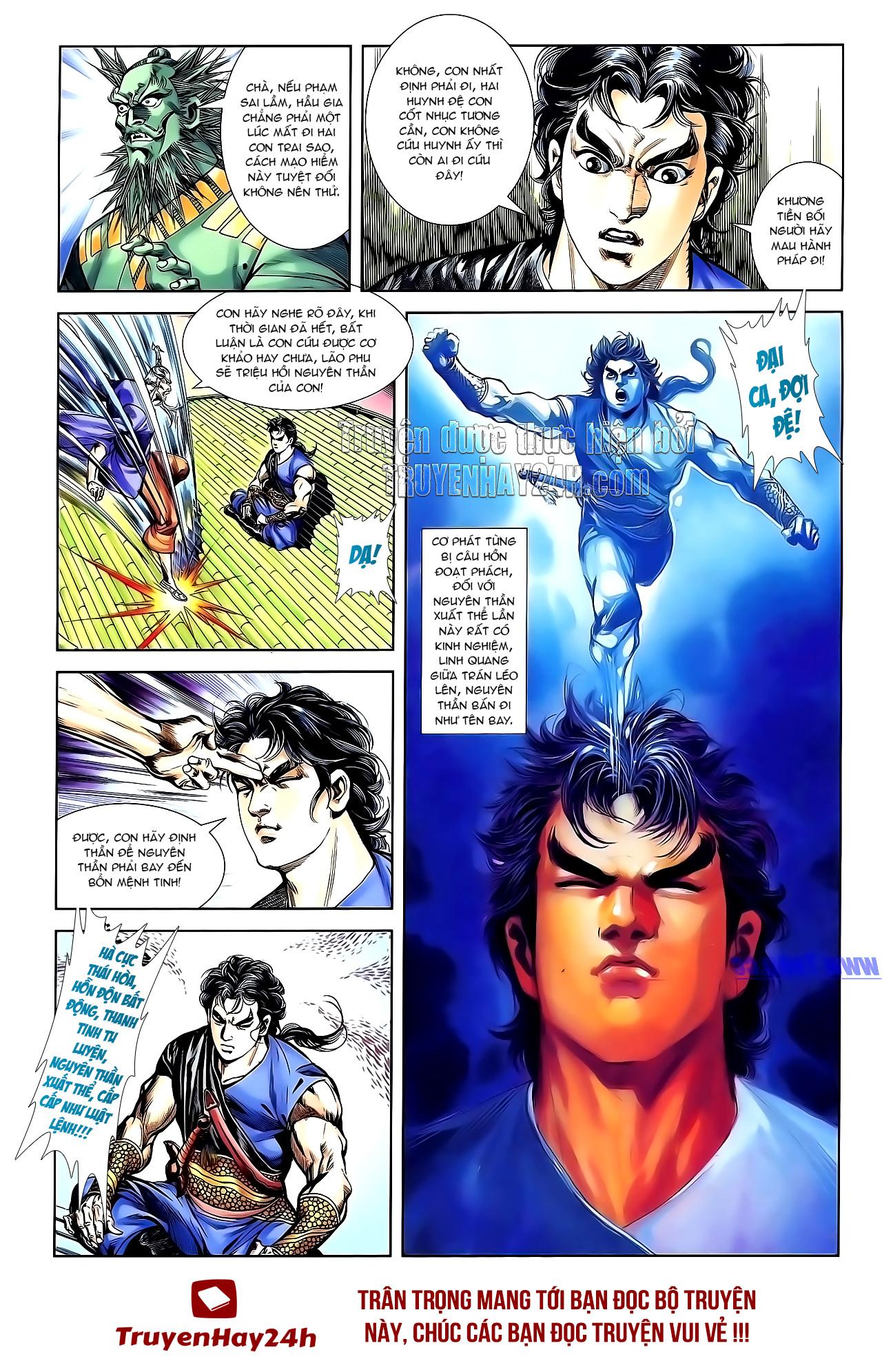Cơ Phát Khai Chu Bản chapter 148 trang 30