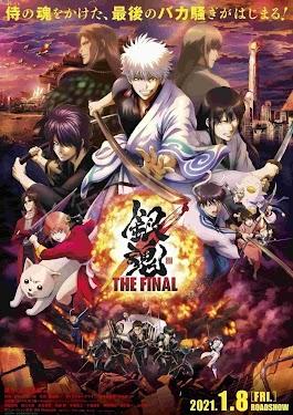 Gintama: The Final (2021) - WEBdl