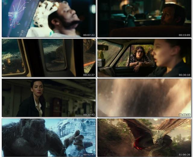 Godzilla vs. Kong 2021 Dual Audio 1080p BluRay