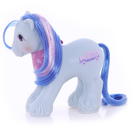 My Little Pony 4-Speed Year Five Big Brother Ponies G1 Pony
